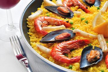 近く スペイン料理
